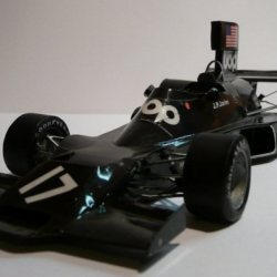 model Shadow DN3A Ford