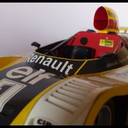 model Renault Alpine A443