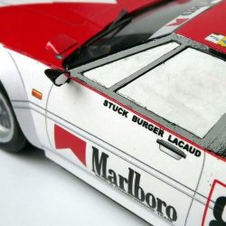 model BMW M1 Marlboro